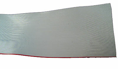 50 Conductor Gray Ribbon Cable: Sold Per Foot