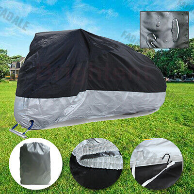 Waterproof Quad Bike ATV Cover For Yamaha Polaris Suzuki Honda Bikes ZABTV