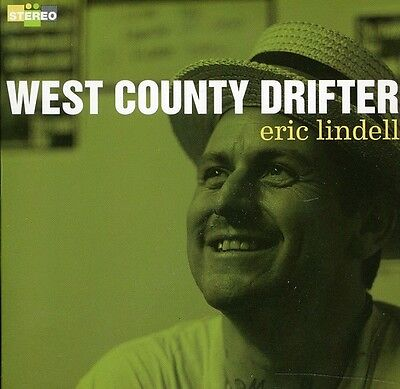 West County Drifter - 2 DISC SET - Eric Lindell (2011, CD New)
