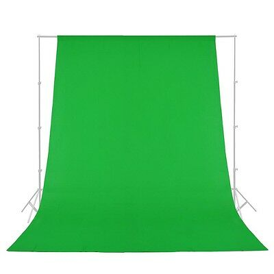 6x9 ft Green Screen Muslin Backdrop Cotton Photo Studio Photography Background