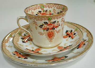 Royal Albert (T C Wild) 3711 Trio, Cup Saucer & Plate (#28) circa 1917 Estate