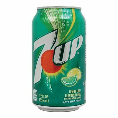 Diversion Safe-7UP Soda Can With Interior Hidden Compartment For Valuables