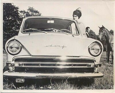 Daf Daffodil Press Photo ? circa 1965
