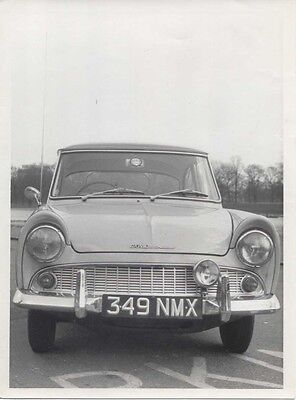 DKW Junior 349 NMX Photograph Front View