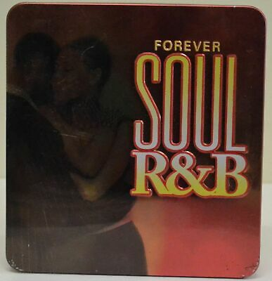 Forever Soul R & B 3 CD Box Set (In Tin Box) With Booklet as NEW