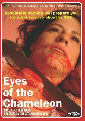 The Eye of the Stranger (DVD, 2004) New - Troma DVD