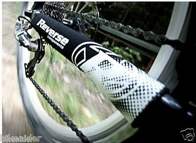 Reverse Branded Quality Flexible Neoprene Chainstay Chain Frame Protector Cover