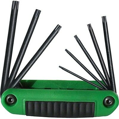 8Pc Ergo Torx Med Hex Key Set