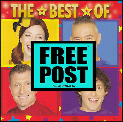 The Wiggles - Best Of Cd [ 2016 Edition ] Australian Kids / Children Hits *new*