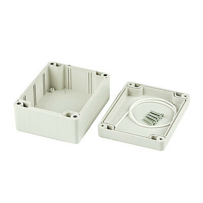 Waterproof Enclosure Plastic Electronic Project Box Case PlC Shell-115*90*55mm