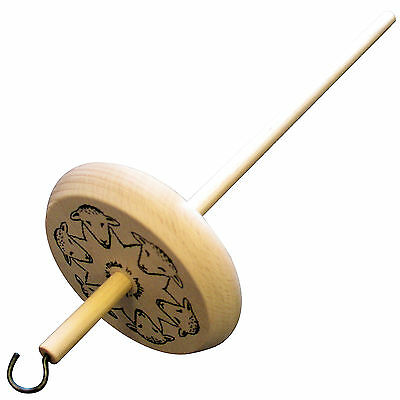 Louet Top Whorl Drop Spindle for Hand Spinning Fibres