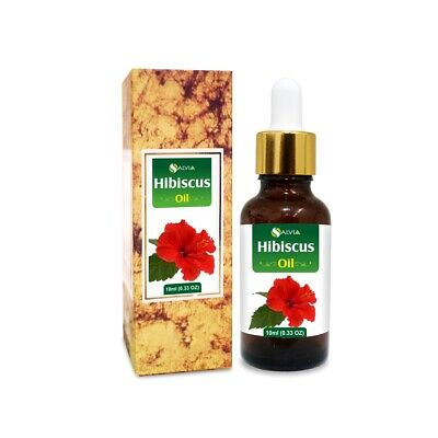 Hibiscus Oil 100% Natural Pure Undiluted Uncut Essential Oil 5ml To 1000ml