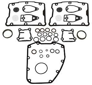 Cometic Cover Gasket Kit Twin Cam 99-Up Models Harley Custom Chopper Use