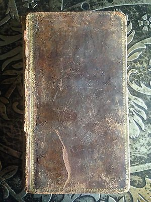 Les Jeunes Femmes, Jean Nicolas Bouilly, Antique, Rare, French, Embossed Leather