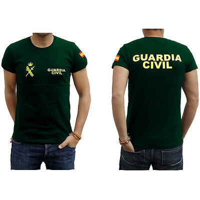 CAMISETA NUEVO UNIFORME GUARDIA CIVIL camisetas para guardia civil PIEL CABRERA