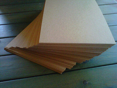 "8.5"" x 11"" 175 Ct. Recycled Chipboard Sheets Approx(.022) scrapbooking die cuts"