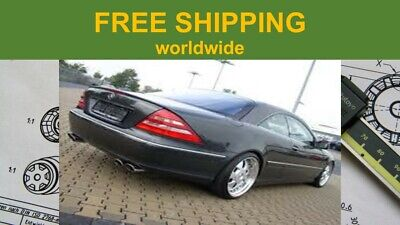 C218//X218 Class Lowering Kit Links Mercedes-Benz CLS MADE IN GERMANY