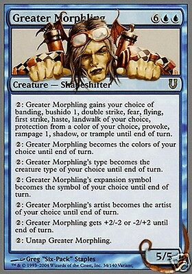 Magic Greater Morphling (Unhinged)
