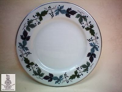 """Royal Doulton Burgundy TC1001 Side Plate 6.5"""" Several Available Excellent Cond"""