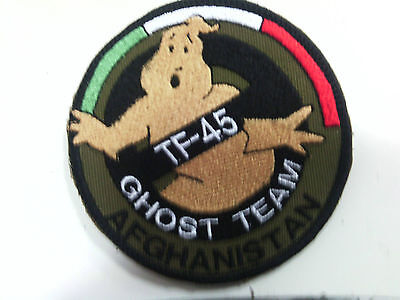 Patch ricamata task force 45 afgh scratch ei special force softair italia nono
