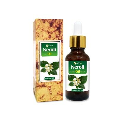 Neroli Oil 100% Natural Pure Undiluted Uncut Essential Oils 5Ml To 100Ml