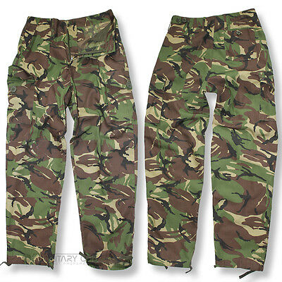 British Army Soldier 95 Style Ripstop Dpm Trousers Combat Issue Camo Airsoft