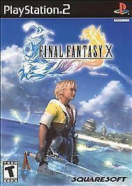 Final Fantasy X (Sony PlayStation 2, 2001) *DISC ONLY*