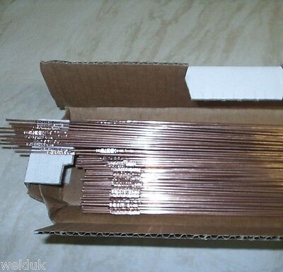 50 x 1.6 mm A15 Tig Rods for welding Steel E73