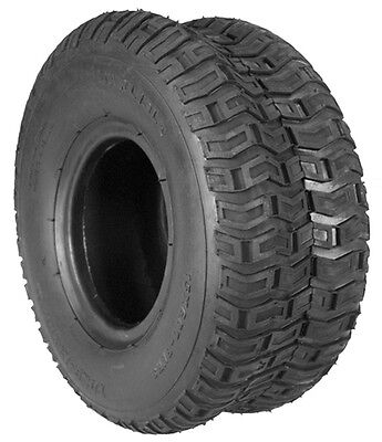 8920 Carlisle Tire, 15x600x6, Turf Saver II / 2 Ply Tubeless Tire