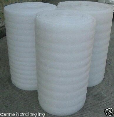 "Foam Roll 24"" x 25 Feet 1/8"" Perforated Every 12"