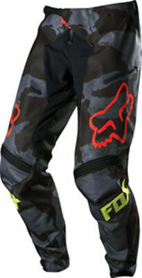 Fox Demo Mtb Bike Pants Black/camo