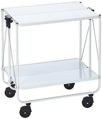 Leifheit, Side Car Collapsable Serving Trolley 74211