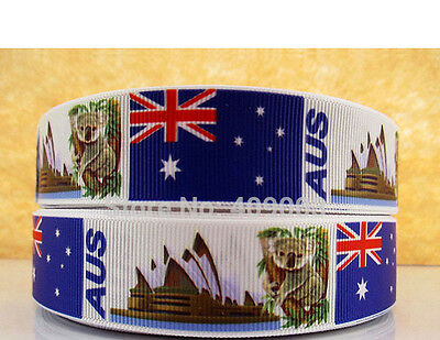 Australia Ribbon includes Opera House and Koala
