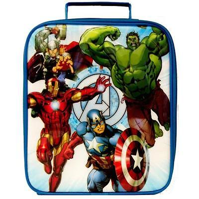 The Avengers: Official Marvel Comics Assemble Insulated Cooler / Lunch Bag - New