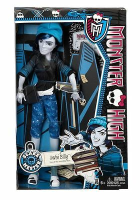 Invisi Billy Doll - Scare Mester - Monster High - Fashion Doll