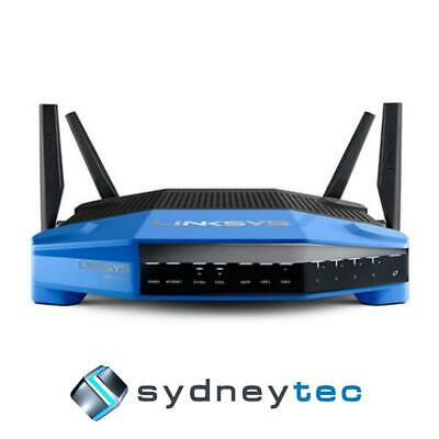 New Linksys WRT1900ACS Dual Band Gigabit Wi-Fi Router NBN Ready NEW Upgraded CPU