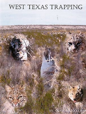 Book- Schoolcraft-West Texas Trapping