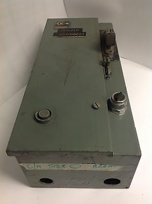 Cutler-Hammer * A-C Magnetic Combination Starter Size 2 * A40