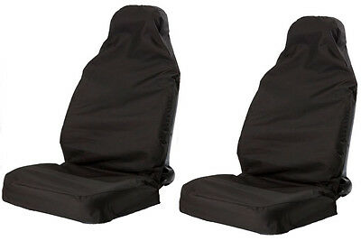 Maypole Universal Heavy Duty Car / Van Front Seat Covers / Protectors MP6508