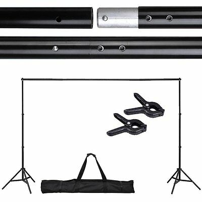 Professional 67'' Pro Tripod With Bag 3 Way Pan Head For DSLR Camera / Camcorder