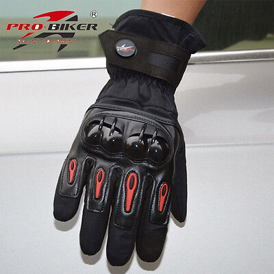 Motorcycle Motocross Motorbike Bicycle Riding Racing Cycling Protective Gloves