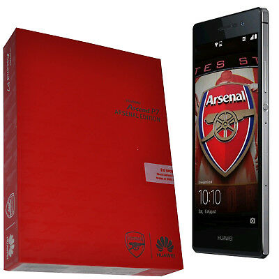 New Huawei Ascend P7 Arsenal Edition Factory Unlocked 4G Lte 3G 2G Gsm Oem