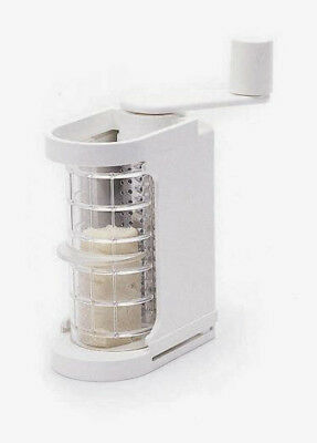 KITCHENCRAFT Parmesan Cheese Mill/Grater- Great for Italian/Pasta/Spaghetti.