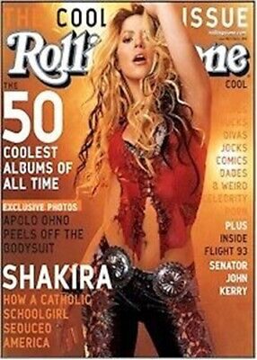 SHAKIRA ~ SEDUCED AMERICA 22x27 MUSIC POSTER Pinup RS NEW/ROLLED!