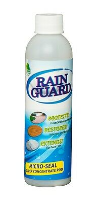 Rainguard Micro-seal Water Repellent Concentrate (Make 1Gal) Concrete Brick Wood