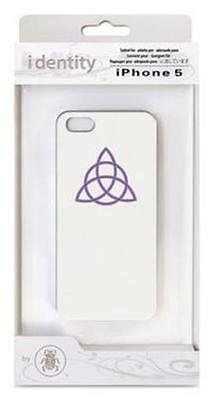 White Celtic Triquetra iPhone Cover!