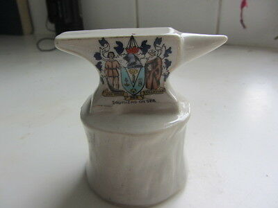 CARLTONWARE  CHINA SOUVENIR