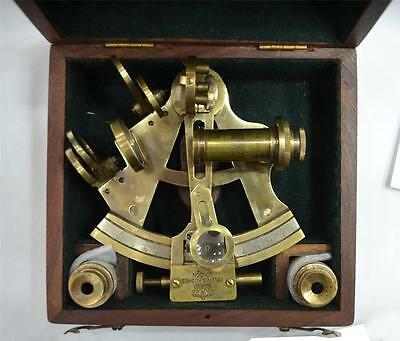 Sextant Vintage Sextant Replica Maritime Gift Octant Astrolabe Nautical Decor