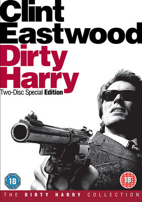 Dirty Harry DVD (2008) Clint Eastwood