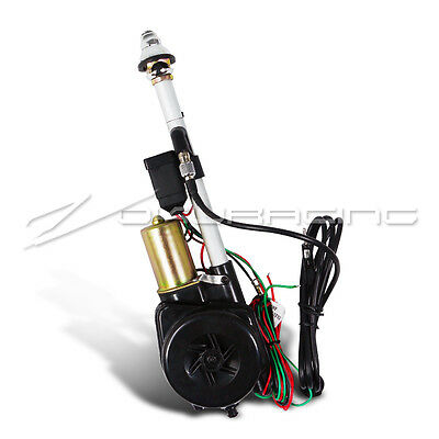 ELECTRIC POWER ANTENNA AM/FM RADIO MAST REPLACEMENT 12V AERIAL FOR CAR